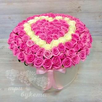 101-rozovaya-roza-v-korobke